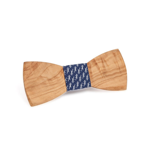 Wooden Bow tie Le M̩ridional