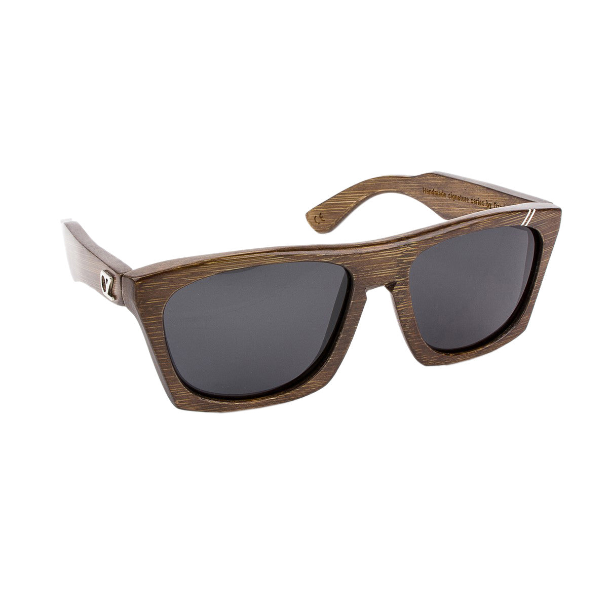 Wooden sunglasses Shred it