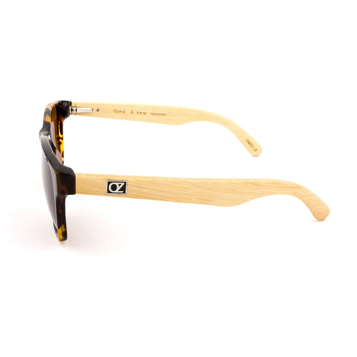 Wooden sunglasses Mentawai