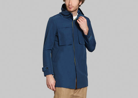 Waterproof Trench Coat 36324