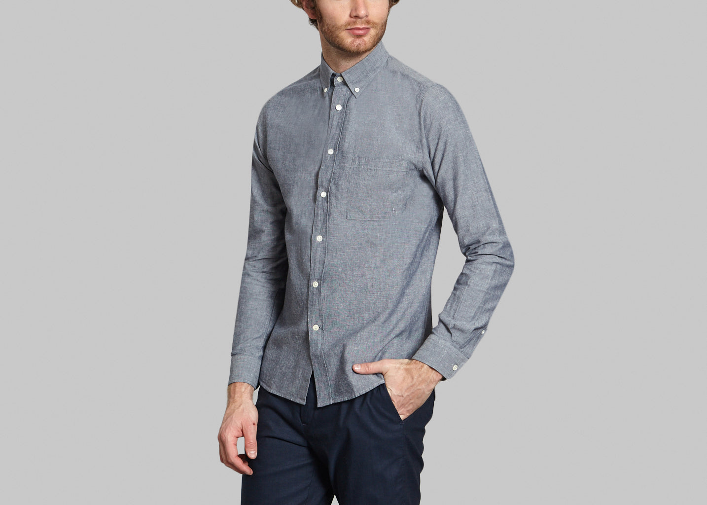 Eudes Basic Shirt 36379