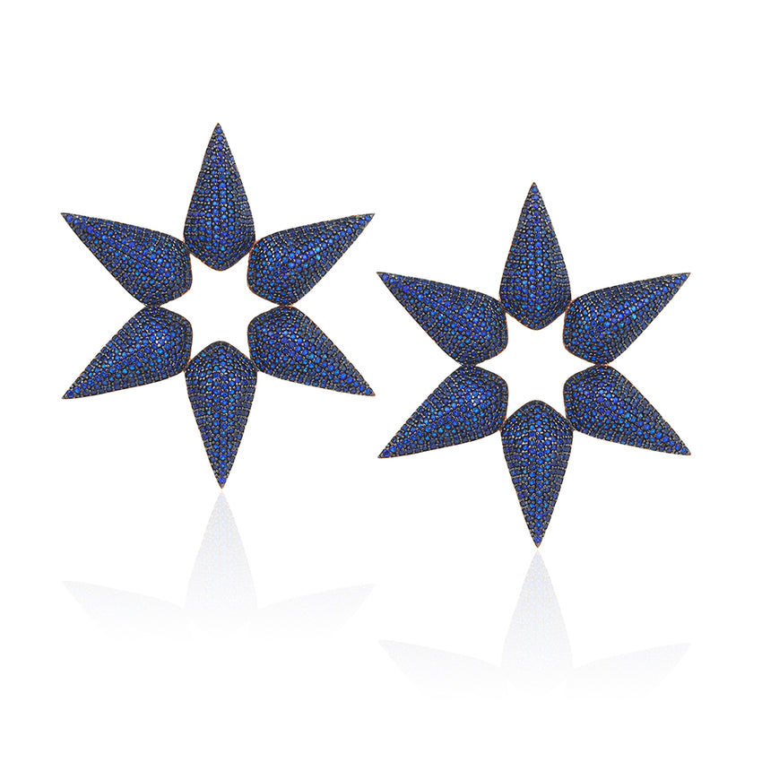 Cleofe Star Earrings