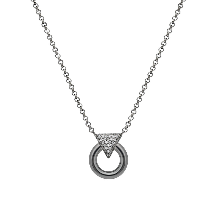 delicate chain, sterling silver necklace.