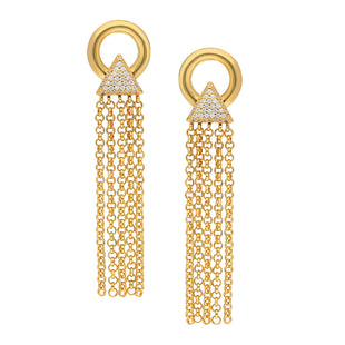 Louvre Tassel Earrings