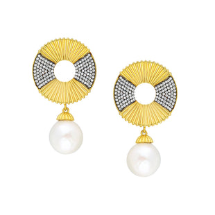 Herodes Pearl Earrings