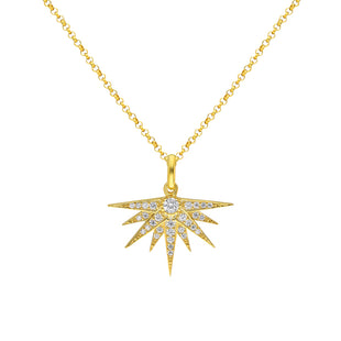 Delicate summer necklace - MAHISA NIKVAND
