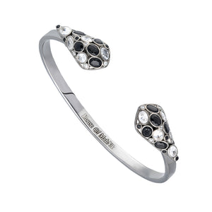 trendy platinum plated cuff
