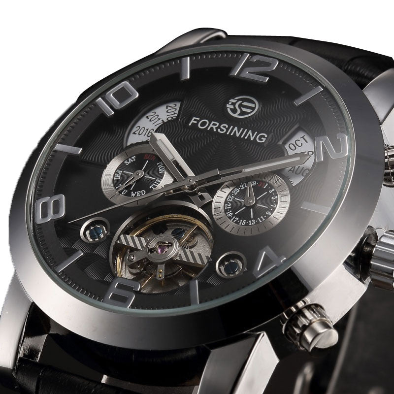 Mechanical Mens Watch by Forsining