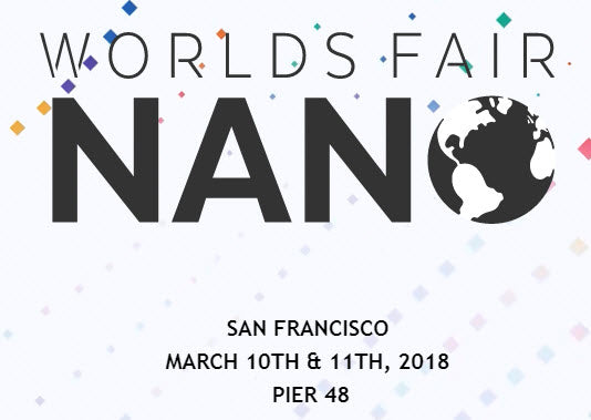 Come See the GeoBlade at Worlds Fair Nano March 10th - 11th.