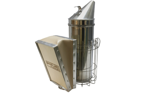 "Mann Lake 10"" Smoker"