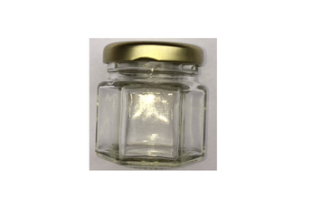 45ml Hex Jar