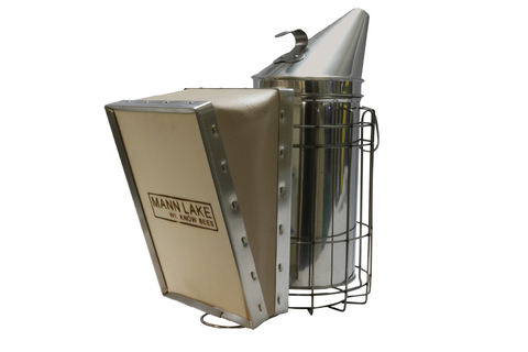 "Mann Lake 7"" Smoker"
