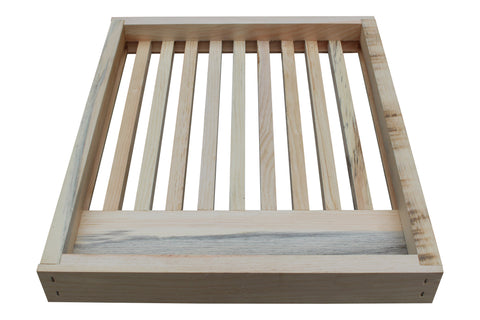 8-Frame Slatted Rack