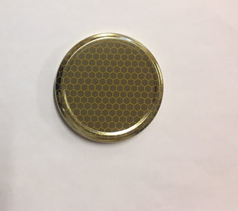 500g Comb Design Jar