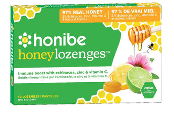 Honibe Honey Lozenges - Immune Boost