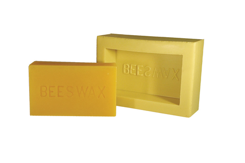 1 lb Beeswax Brick Mold