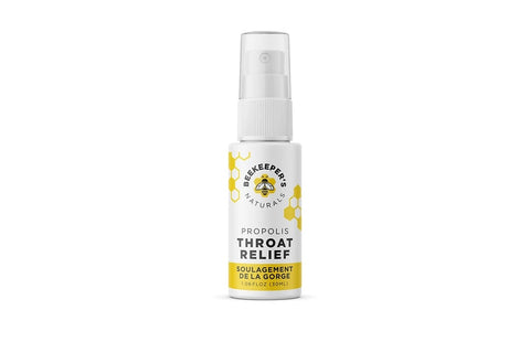 Beekeeper's Naturals Propolis Throat Spray