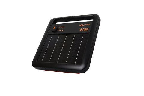 Gallagher S100 Portable Solar Fence Energizer