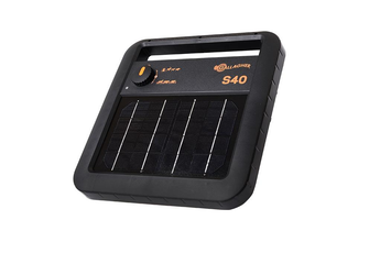 Gallagher S40 Portable Solar Fence Energizer