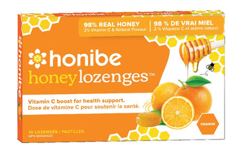 Honibe Honey Lozenges - Vitamin C Boost