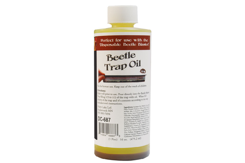Beetle Trap Oil
