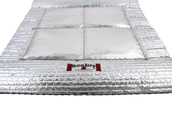 8-Frame Bee Dry Lid Insulation