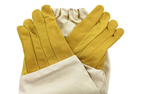 Cow Skin Gloves