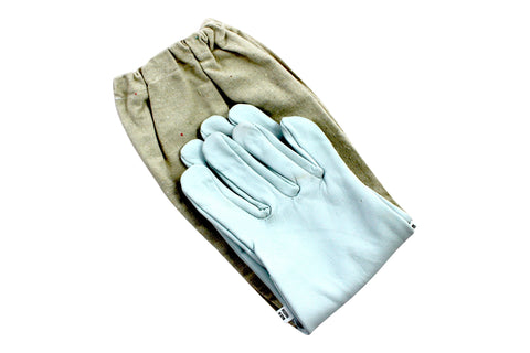 Economy Leather Gloves