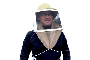 Square Bee Veil
