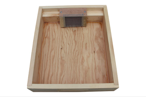 No-drown Top Tray Feeder