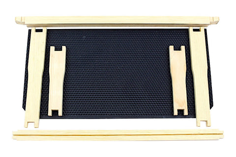 Lewis Frame for Plastic Foundation