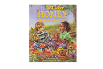If You Love Honey - Book