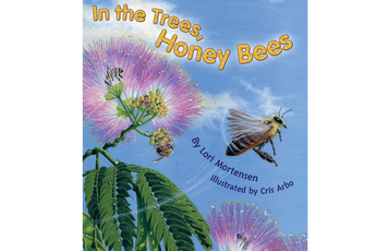 In the Trees, Honey Bees - Book