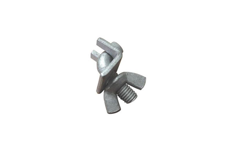 Joint Clamp - L-Shape (Wing Nut)