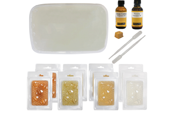 Honey Bee Soap Kit
