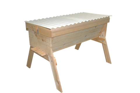 Top Bar Hive Kit - Unassembled