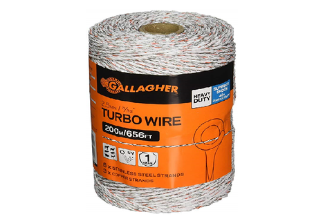 "Turbo Wire 2.5mm / 3/32"" 200m"