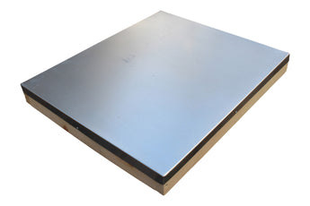 Metal Capped Telescoping Outer Cover