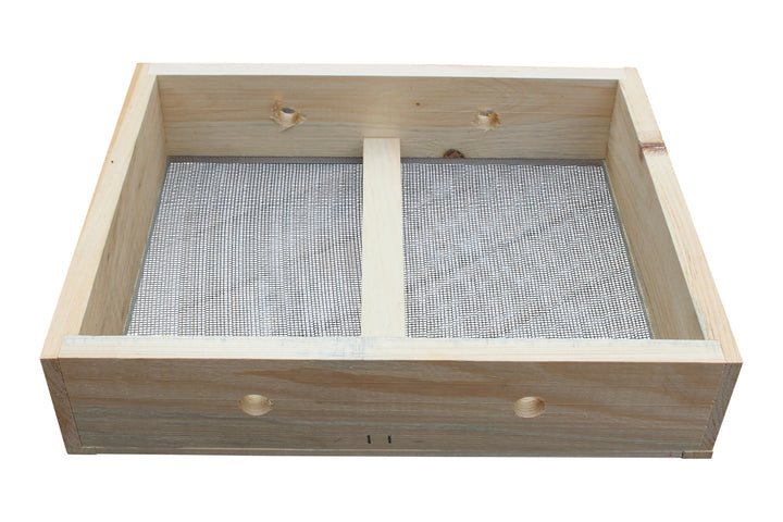 Quilting Box for Moisture control