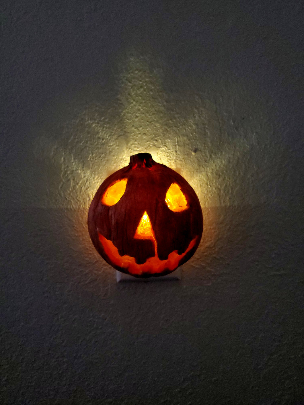 ONLY 1! Jackolantern Nightlight