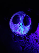 ONLY 1! UV Skull Daddy Half Bust