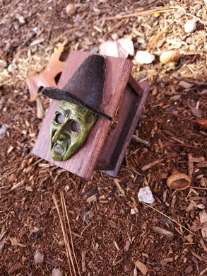 Witch Trinket Box