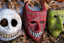 Trick or Treater's Masks (Standard Paint)