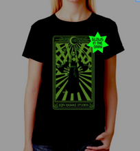 Only 5 left! Glow in the Dark Tarot Shirt