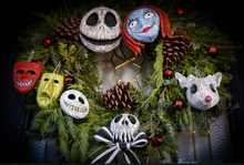 Mini Mask Ornaments
