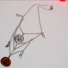 Jackolantern Necklace Collab with Sara At Midnight