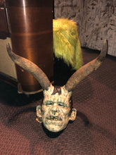 Limited #2 Krampastein's Monster with Real Long Horns
