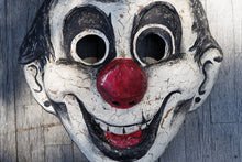 Ghoul Clown Mask