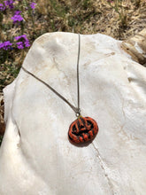 "ONLY 3! ""One of Us"" Jackolantern Necklace"
