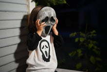 Only 1! Baby Screaming Ghost Mask